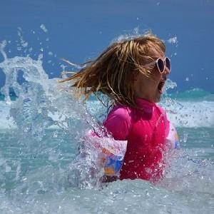 Sun, Beach and Waves!